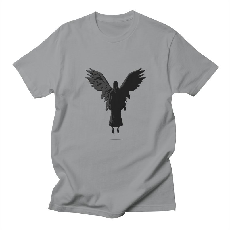 Angel of Death Men's T-shirt by FLOREY