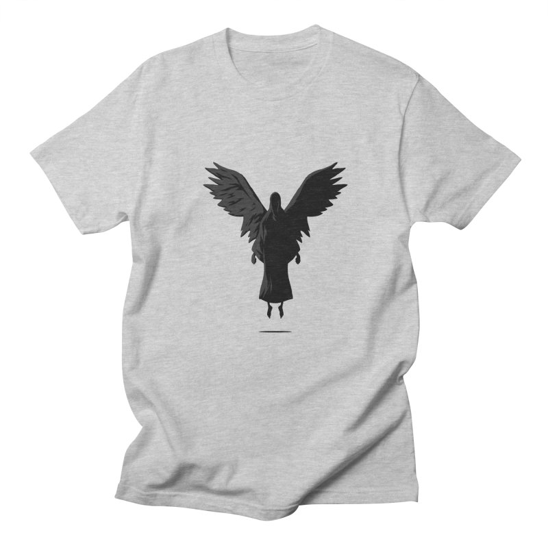 Angel of Death Men's T-Shirt by FLOREY