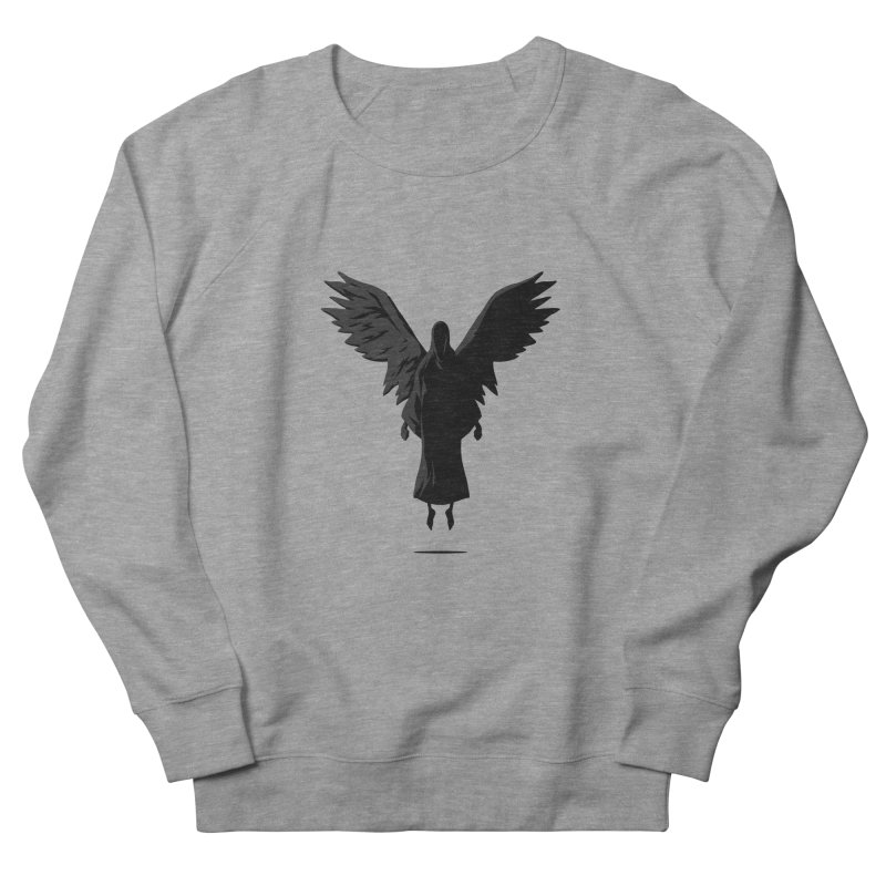 Angel of Death Women's Sweatshirt by FLOREY