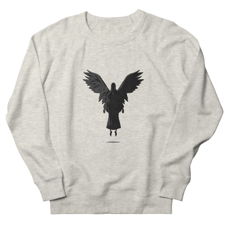 Angel of Death Men's Sweatshirt by FLOREY
