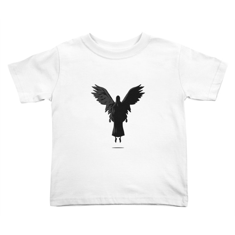 Angel of Death Kids Toddler T-Shirt by FLOREY