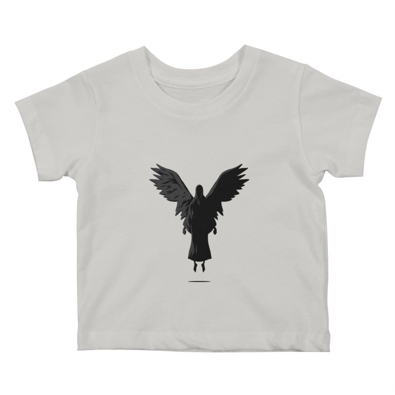 Angel of Death Kids Baby T-Shirt by FLOREY