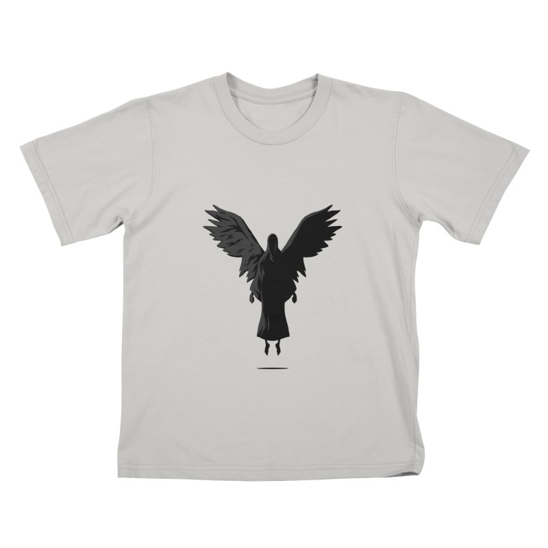 Angel of Death Kids T-shirt by FLOREY