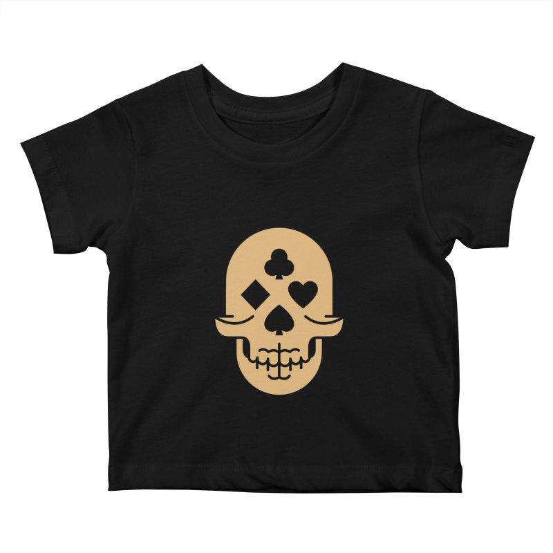 Dead Decks Logo Tee Kids Baby T-Shirt by FLOREY