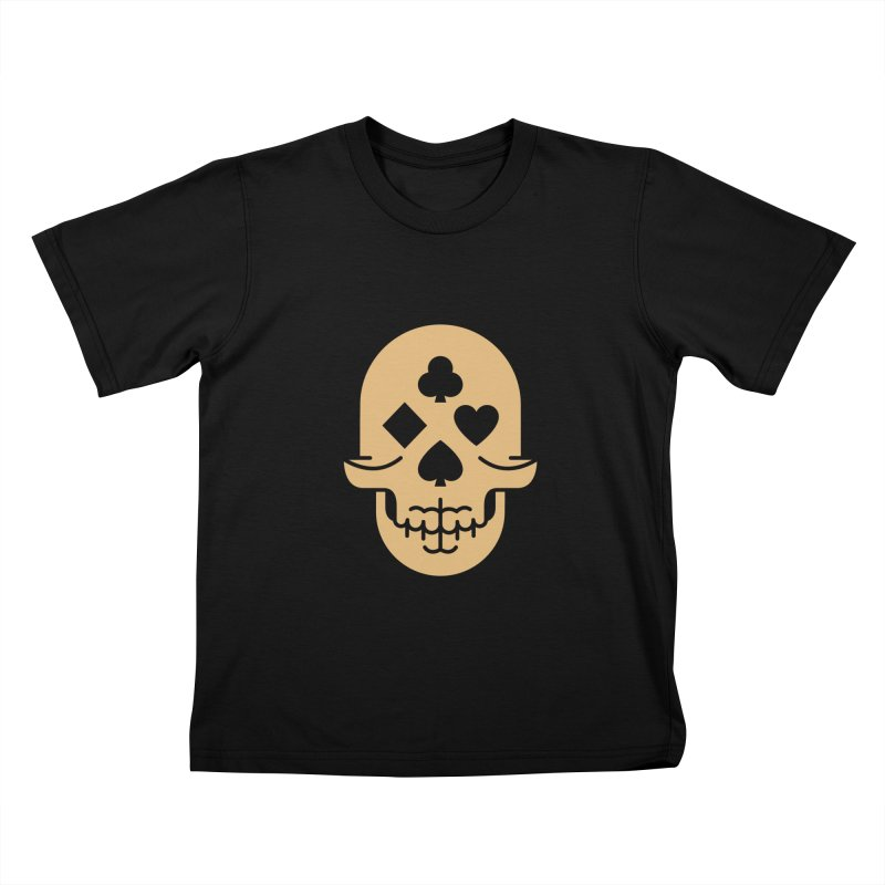 Dead Decks Logo Tee Kids T-shirt by FLOREY