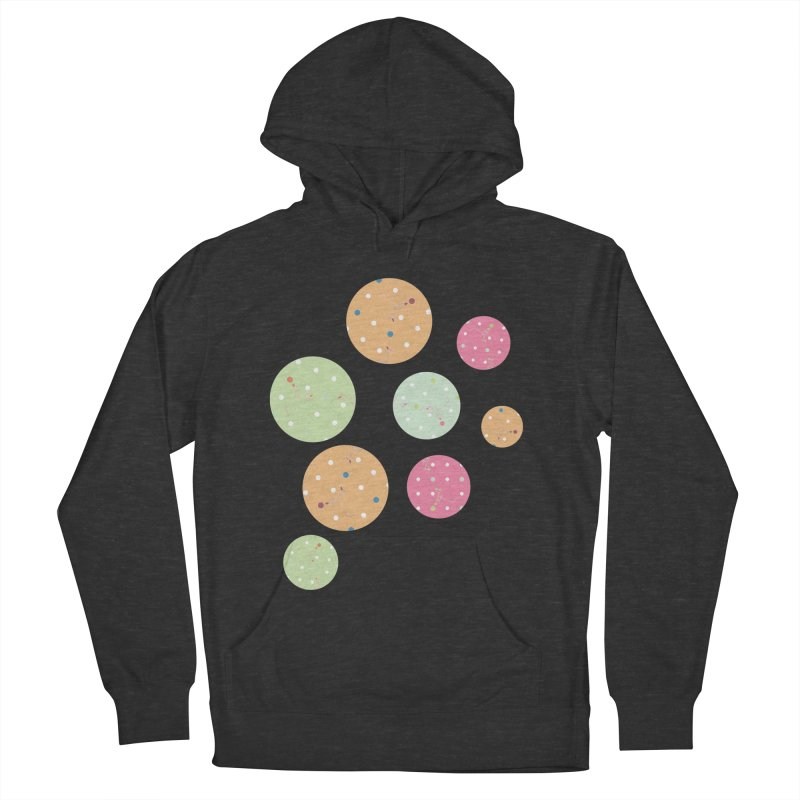 Poke-a-dot in a dot Women's Pullover Hoody by Flourish & Flow's Artist Shop