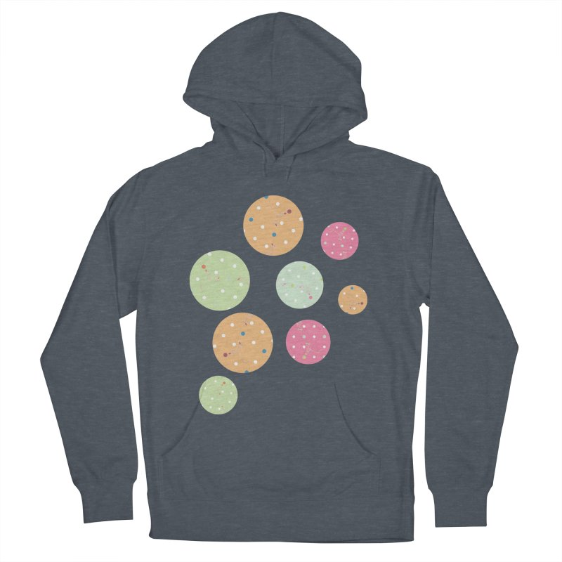 Poke-a-dot in a dot Men's Pullover Hoody by Flourish & Flow's Artist Shop