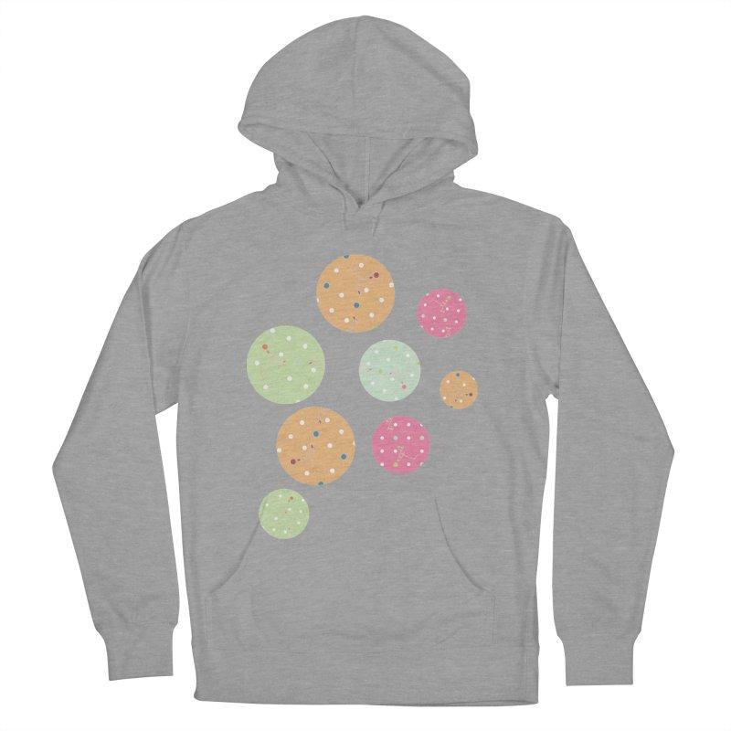 Poke-a-dot in a dot Men's Pullover Hoody by Flourish & Flow's Artist Shop