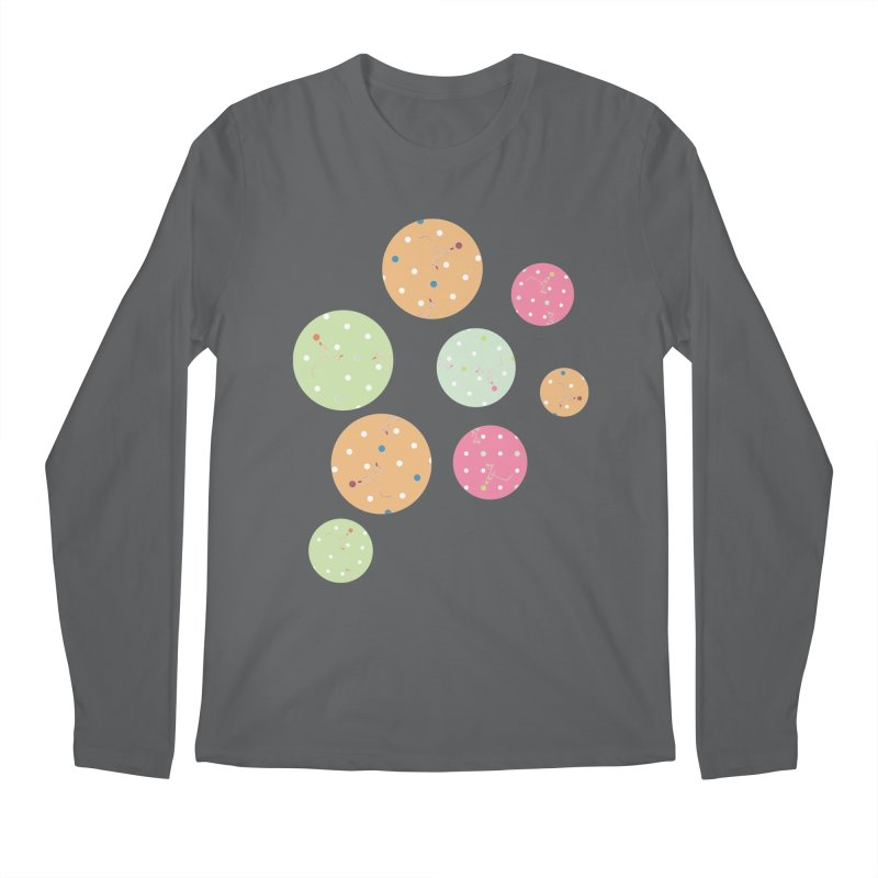 Poke-a-dot in a dot Men's Longsleeve T-Shirt by Flourish & Flow's Artist Shop