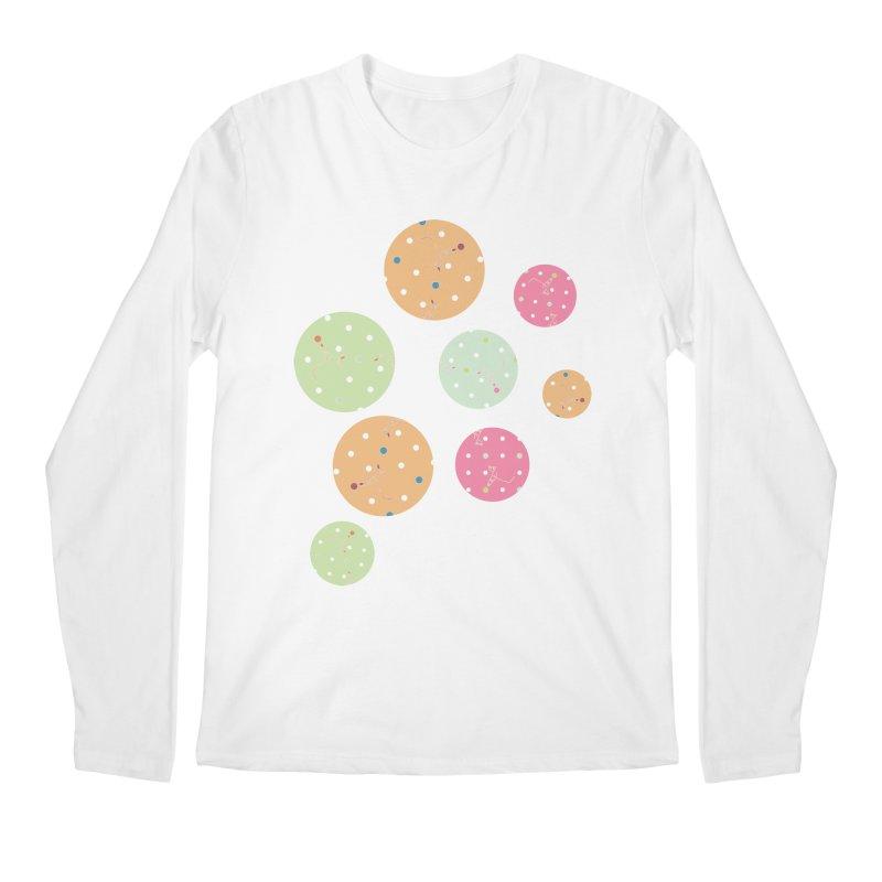 Poke-a-dot in a dot Men's Longsleeve T-Shirt by Flourish & Flow's Artist Shop
