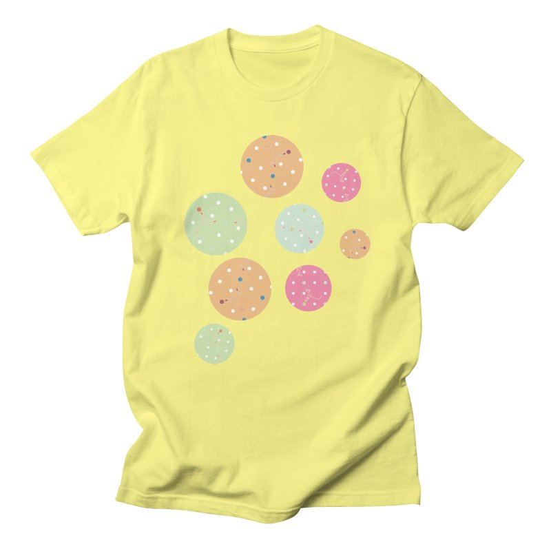 Poke-a-dot in a dot Men's T-shirt by Flourish & Flow's Artist Shop