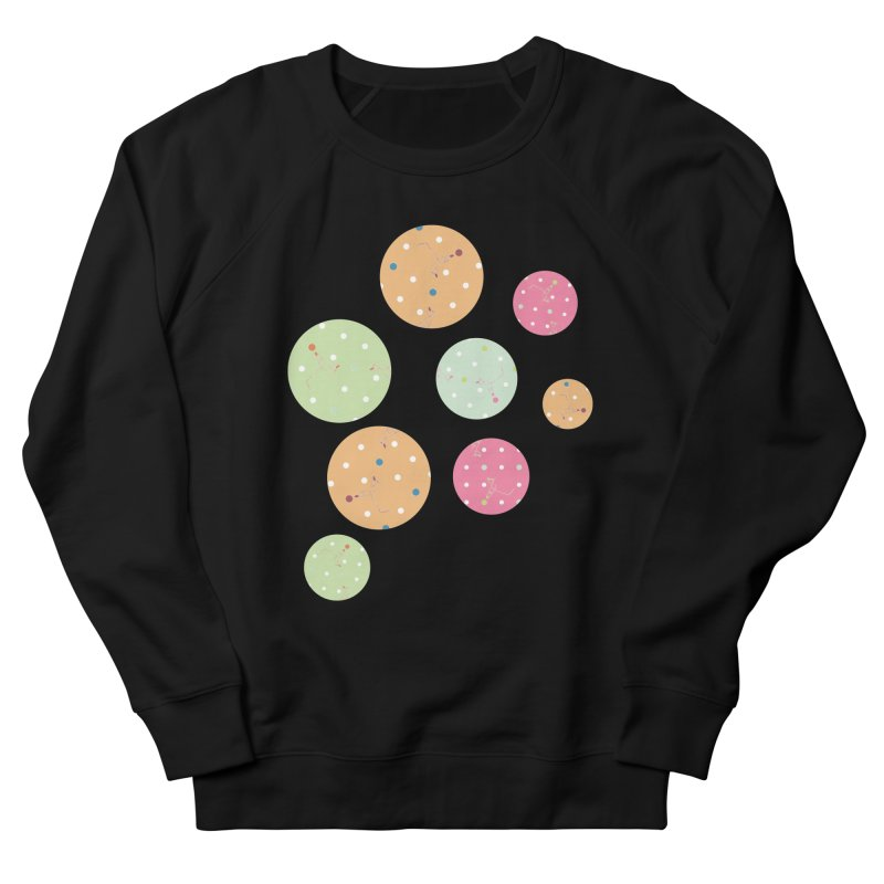 Poke-a-dot in a dot Women's Sweatshirt by Flourish & Flow's Artist Shop