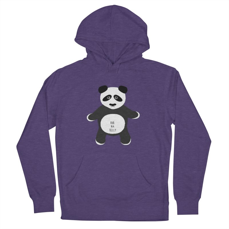 Lucky Panda Women's Pullover Hoody by Flourish & Flow's Artist Shop
