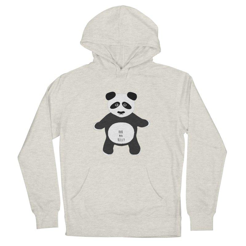 Lucky Panda Men's Pullover Hoody by Flourish & Flow's Artist Shop