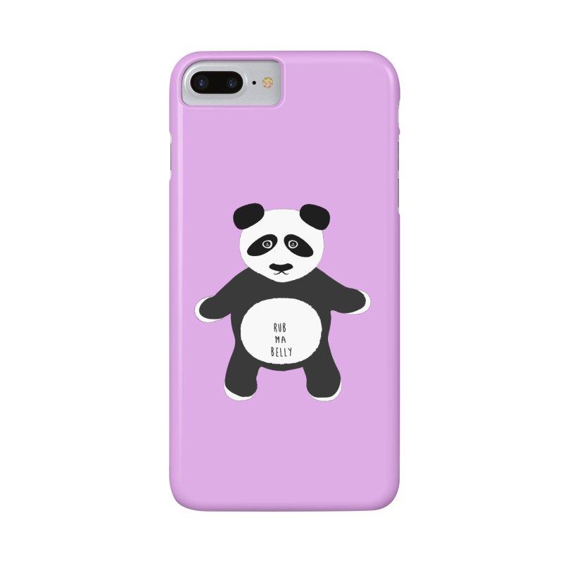 Lucky Panda Accessories Phone Case by Flourish & Flow's Artist Shop