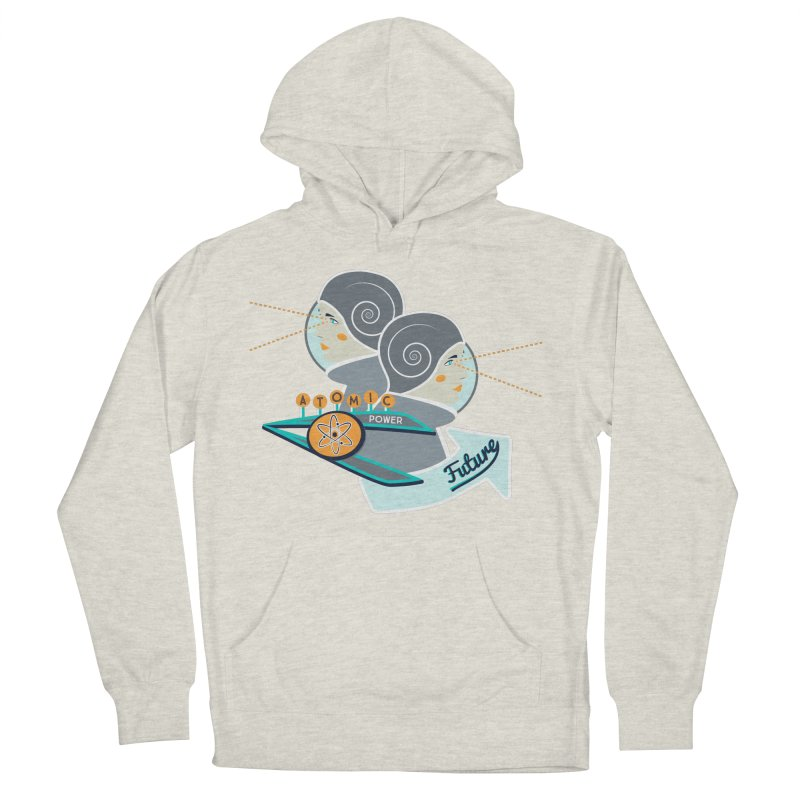 Future Vision Women's Pullover Hoody by Flourish & Flow's Artist Shop