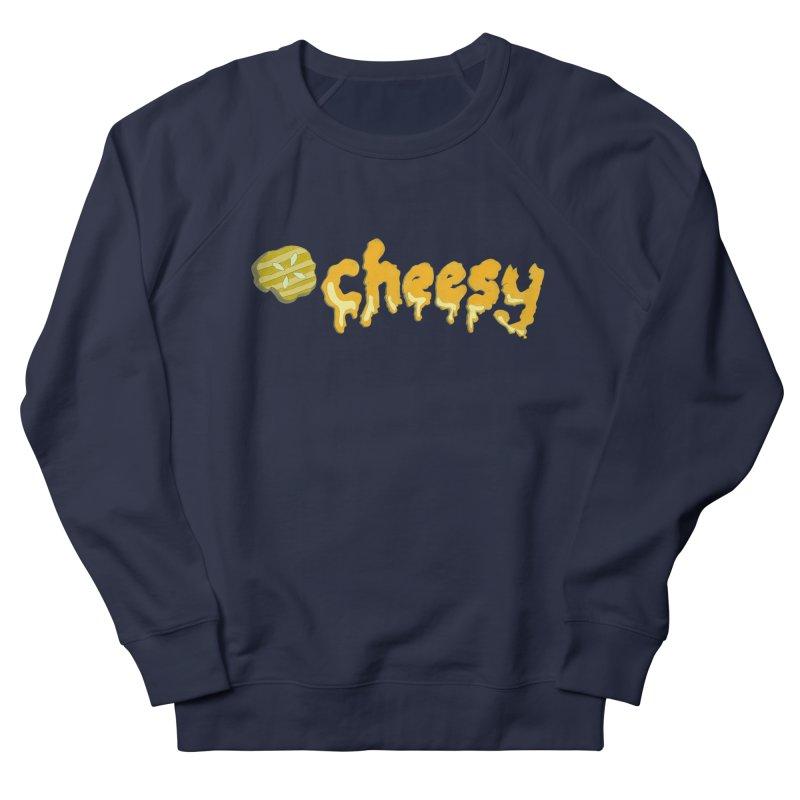 Cheesy T-shirt Women's Sweatshirt by Flourish & Flow's Artist Shop
