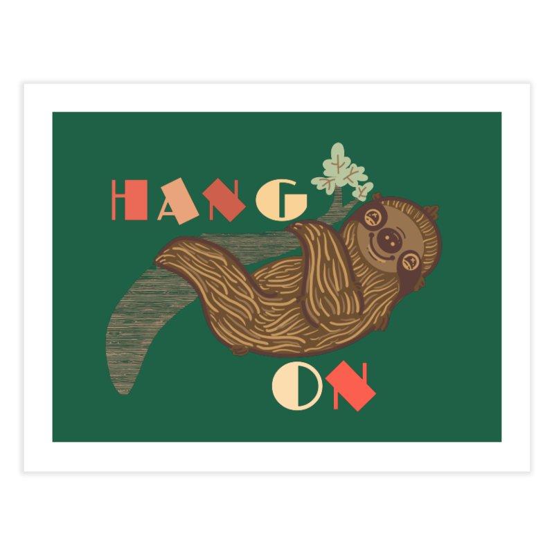 Hang On Home Fine Art Print by fluffymafi's Artist Shop