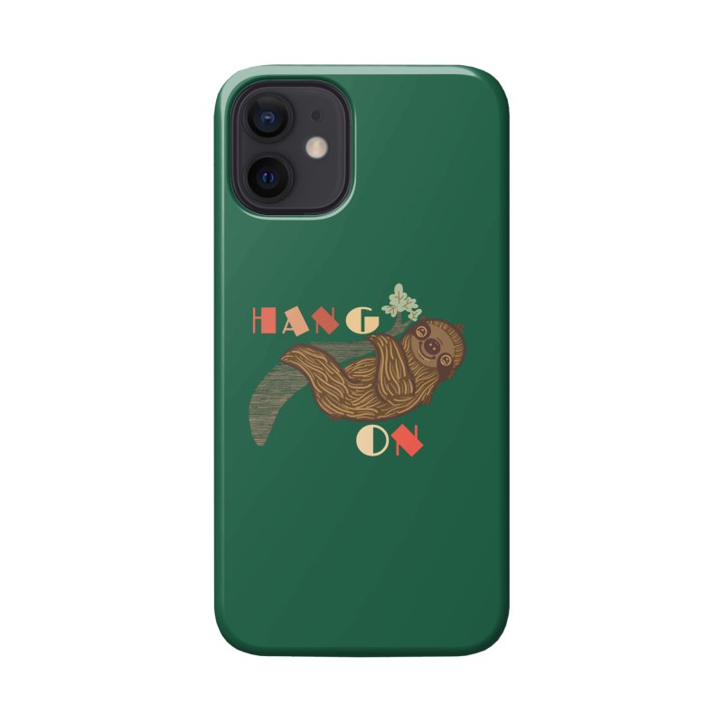 Hang On Accessories Phone Case by fluffymafi's Artist Shop