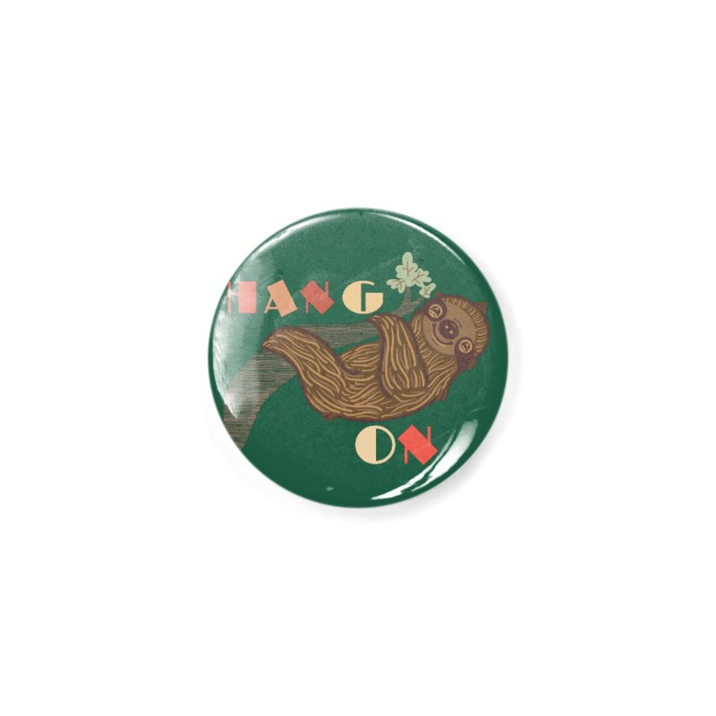Hang On Accessories Button by fluffymafi's Artist Shop