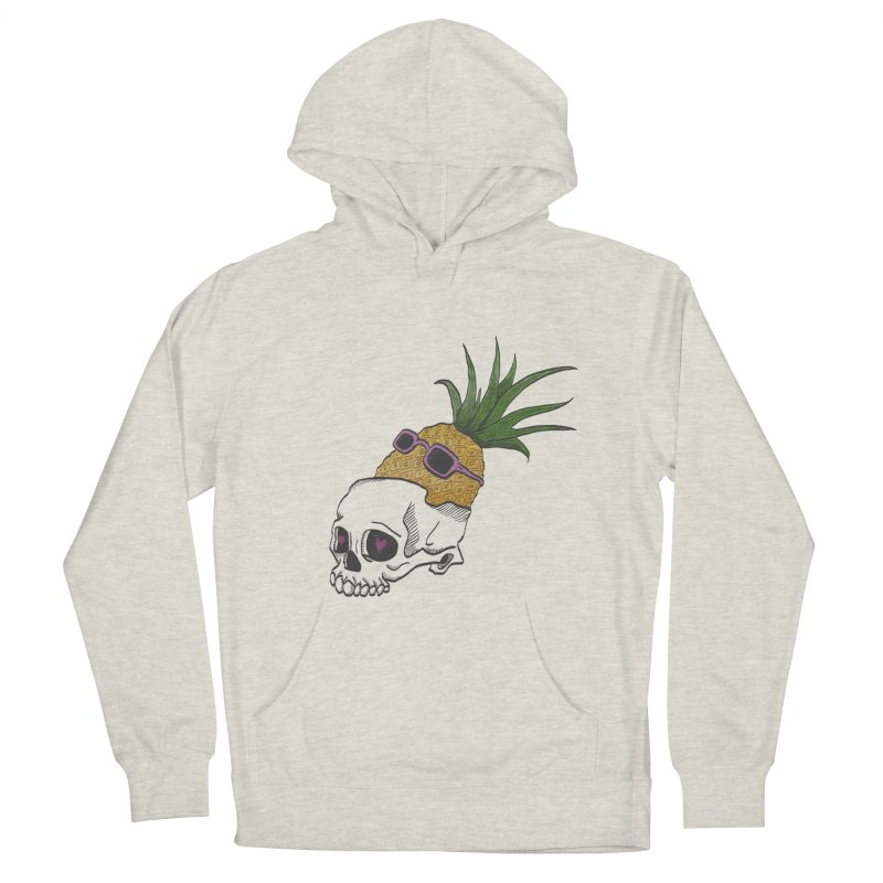 """When your brain is ready for summer"" Men's Pullover Hoody by flyazhel's Artist Shop"