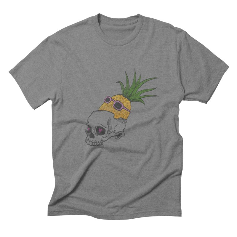 """When your brain is ready for summer"" Men's Triblend T-Shirt by flyazhel's Artist Shop"