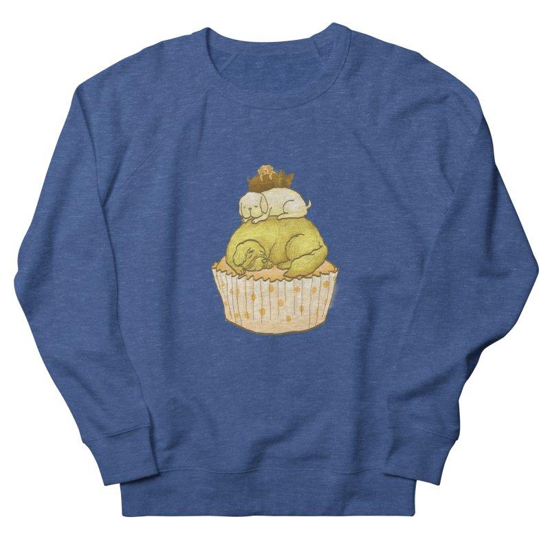Pupcake Men's Sweatshirt by flyazhel's Artist Shop