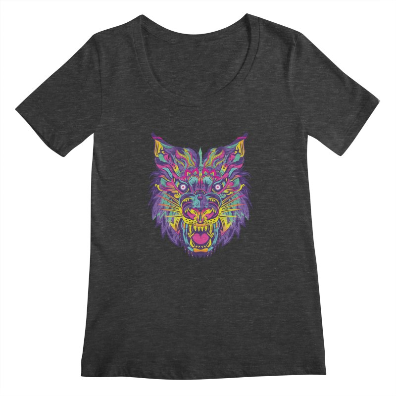 Rainbow Tiger   by flydesignstudio's Artist Shop