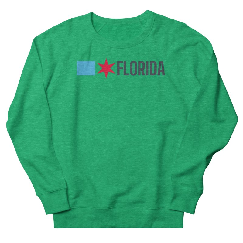 Florida Chicagoan Women's Sweatshirt by Flyers by Alex's Shop