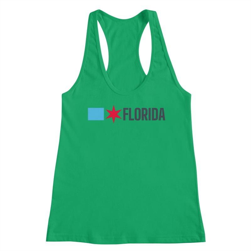 Florida Chicagoan Women's Tank by Flyers by Alex's Shop