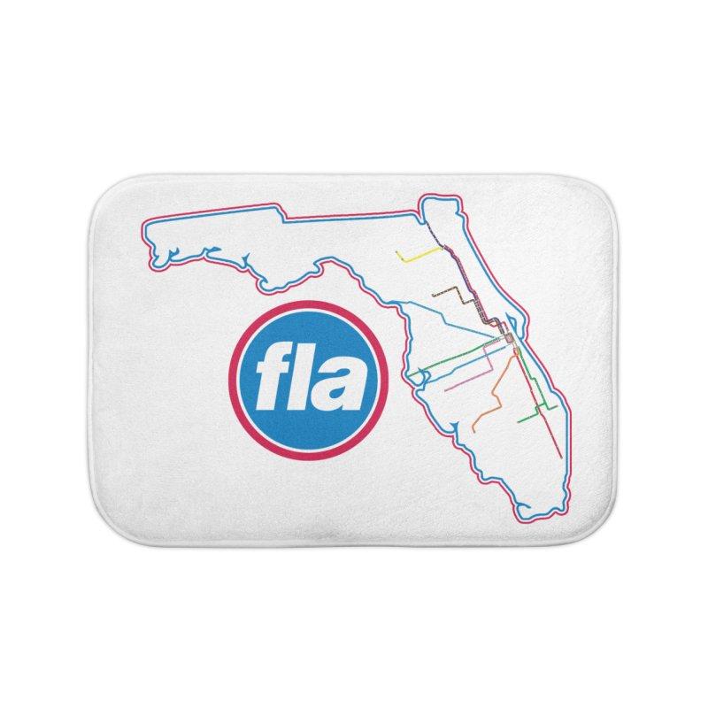 FLA Transit Authority Home Bath Mat by Flyers by Alex's Shop