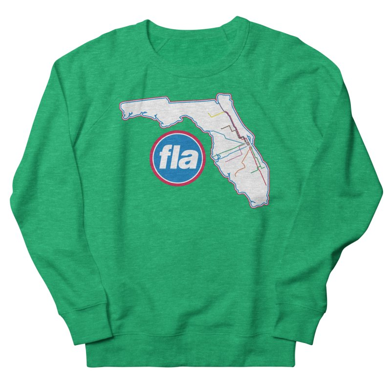 FLA Transit Authority Women's Sweatshirt by Flyers by Alex's Shop