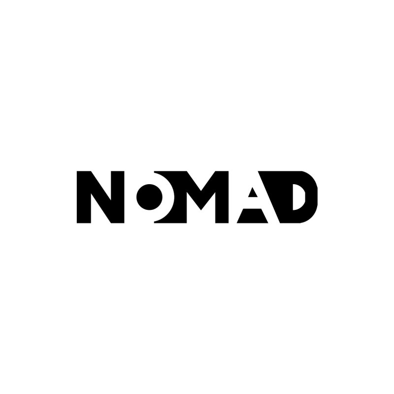 Nomad Logo for Light Colors Men's T-Shirt by Flyers by Alex's Shop