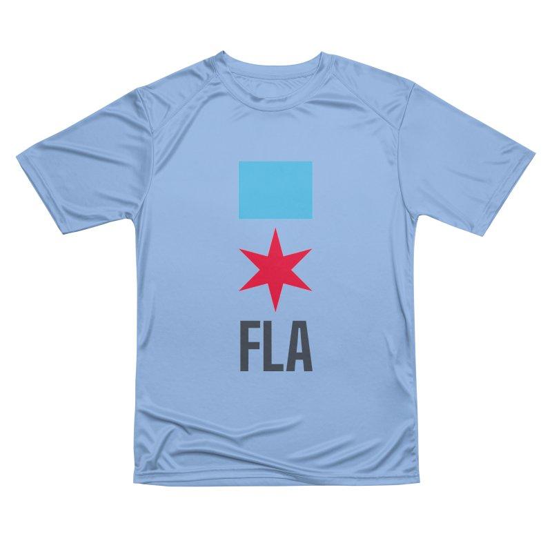 FLA Men's T-Shirt by Flyers by Alex's Shop