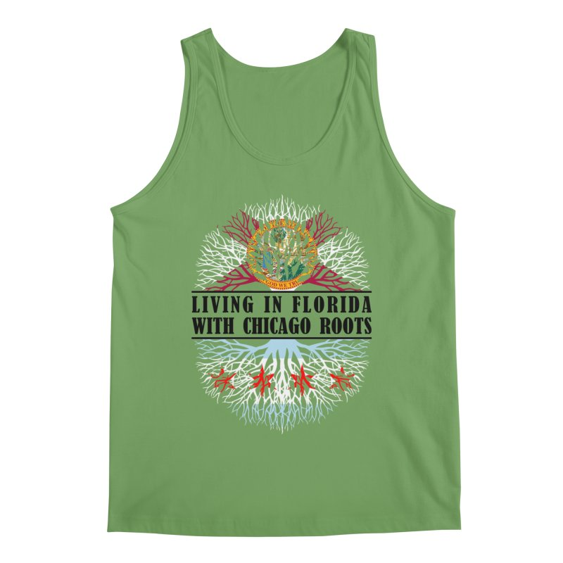 Roots Men's Tank by Flyers by Alex's Shop