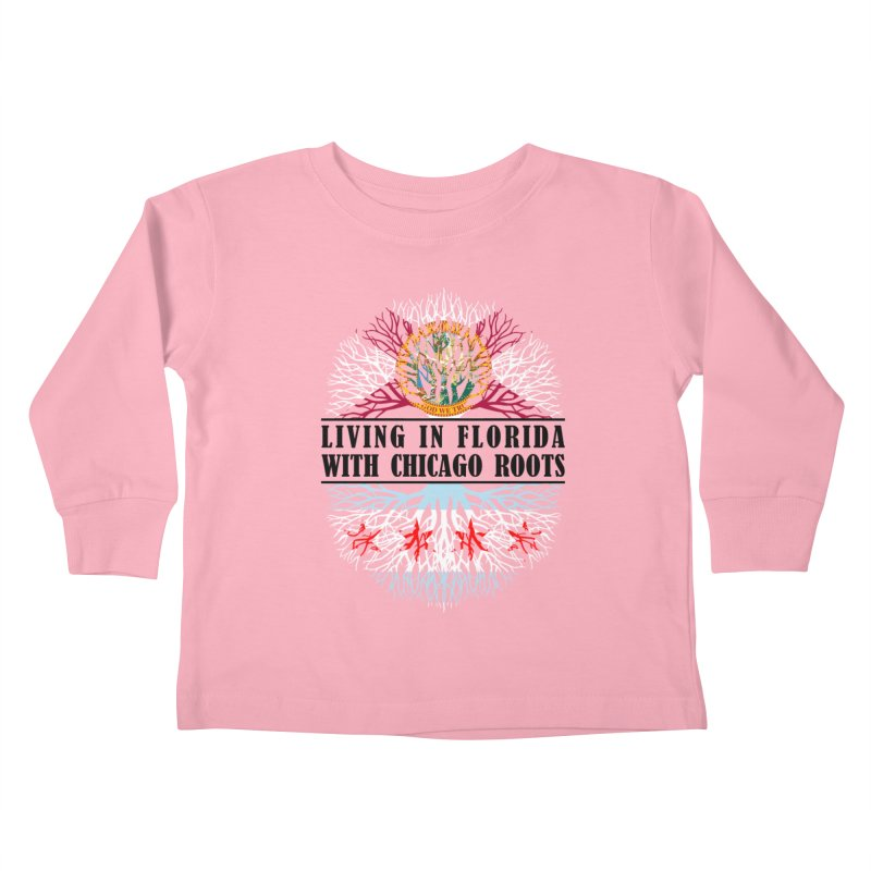 Roots Kids Toddler Longsleeve T-Shirt by Flyers by Alex's Shop