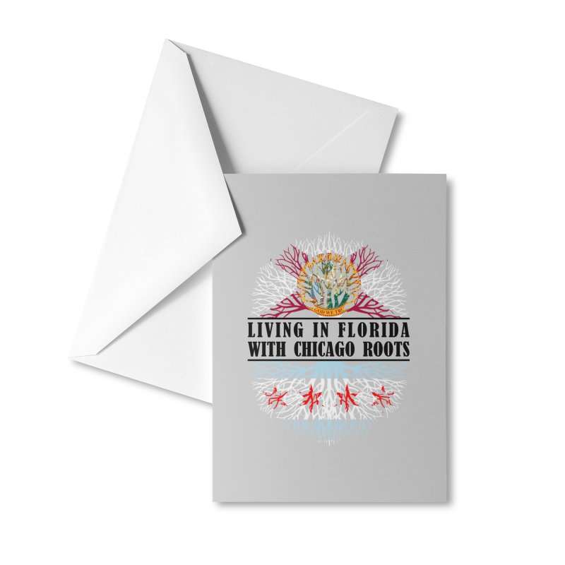 Roots Accessories Greeting Card by Flyers by Alex's Shop