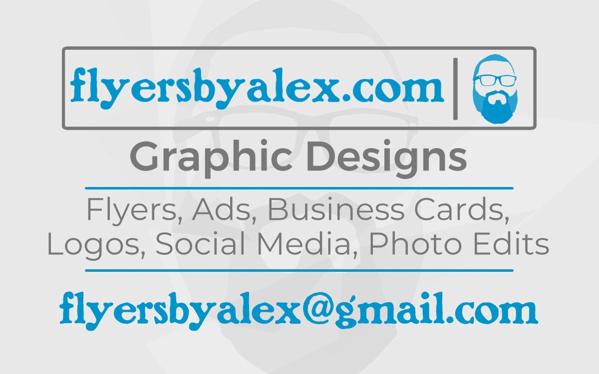 flyersbyalex Cover