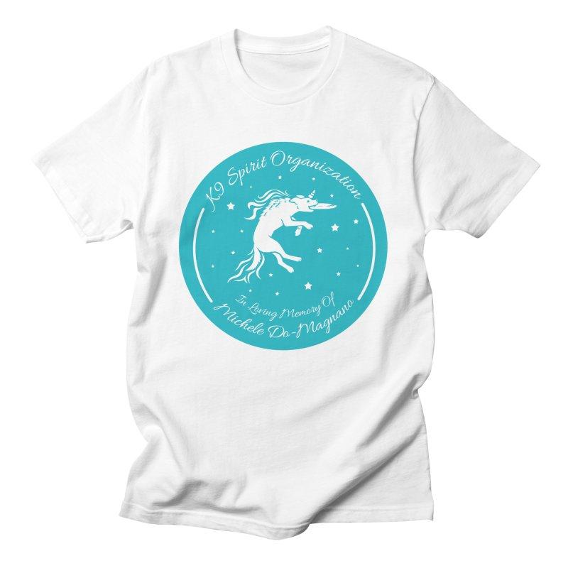 K9 Spirit Organization Michele Memorial Design Men's T-Shirt by Flying Canines Shop