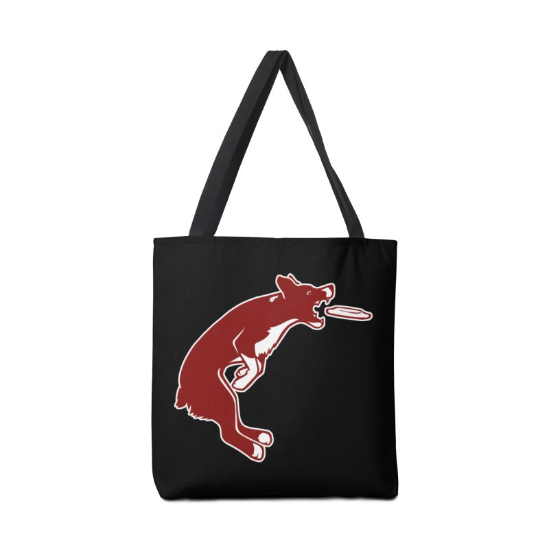 Sky High Flying Canines Logo Design Accessories Tote Bag Bag by Flying Canines Shop