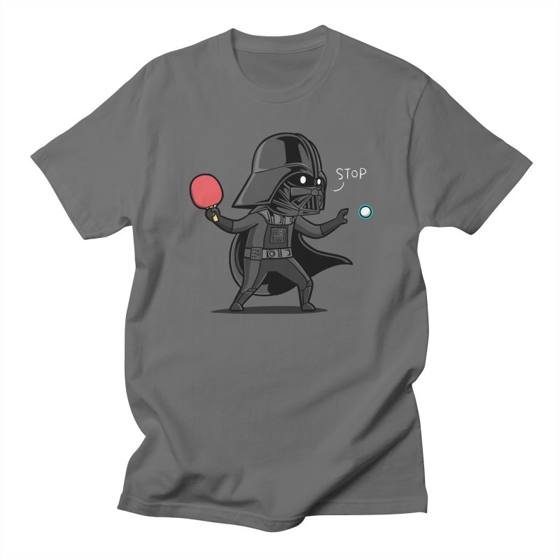 Sporty Buddy - Table Tennis Men's T-Shirt by Flying Mouse365