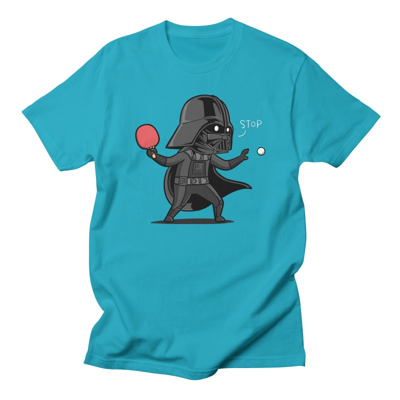Sporty Buddy - Table Tennis Women's Regular Unisex T-Shirt by Flying Mouse365
