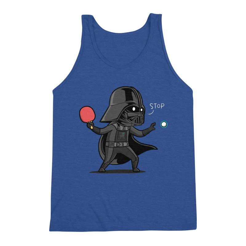 Sporty Buddy - Table Tennis Men's Tank by Flying Mouse365