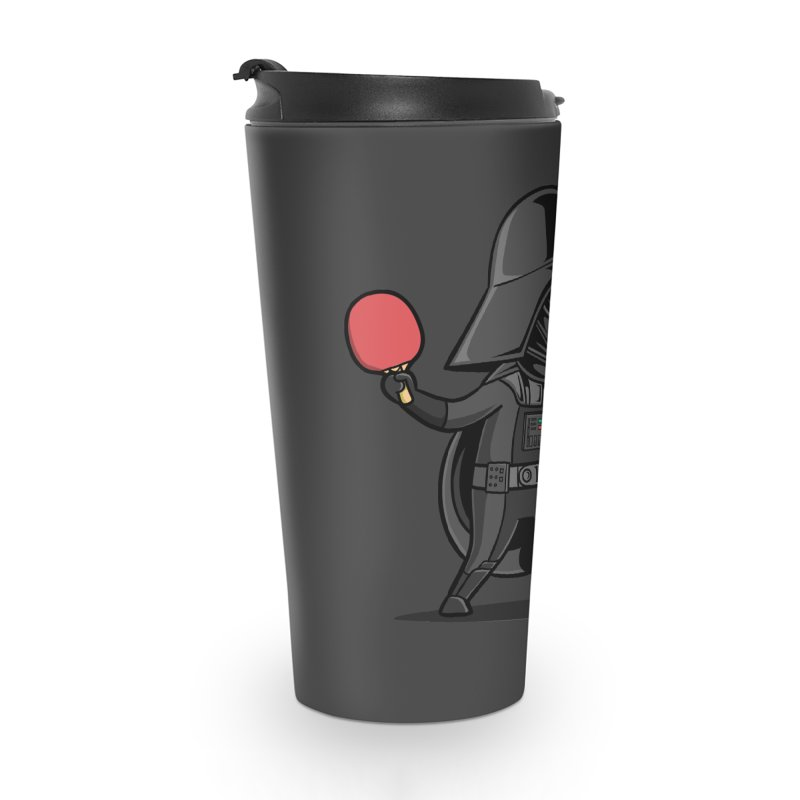 Sporty Buddy - Table Tennis Accessories Mug by Flying Mouse365