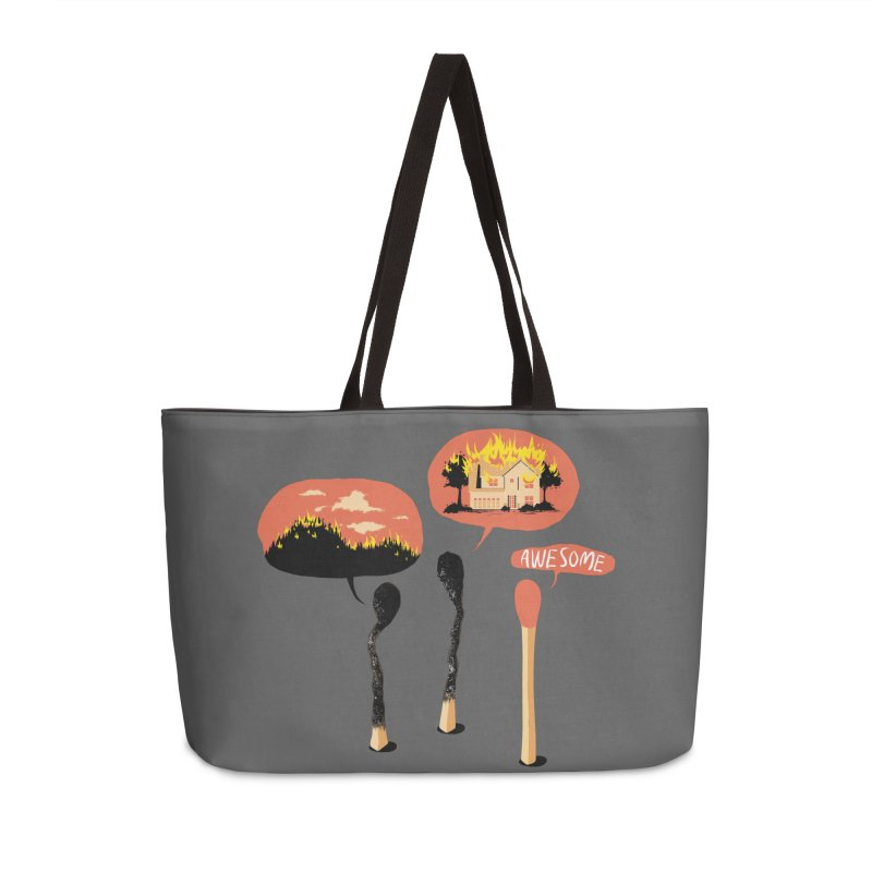 Show Off Accessories Bag by Flying Mouse365