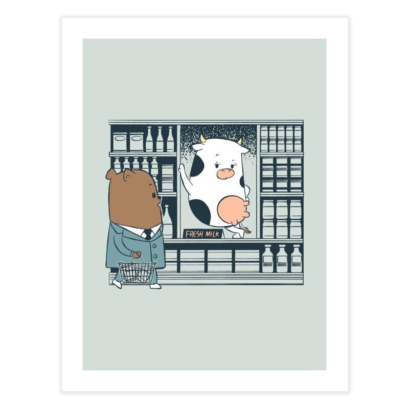 EDDIE TEDDY - Fresh Milk   by Flying Mouse365