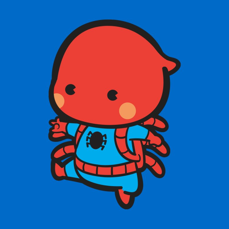 Mascot Spider Accessories Skateboard by Flying Mouse365