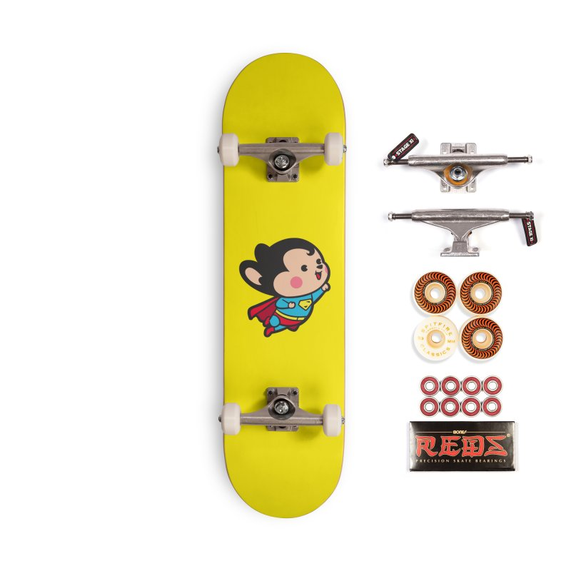 Mascot Super Accessories Skateboard by Flying Mouse365