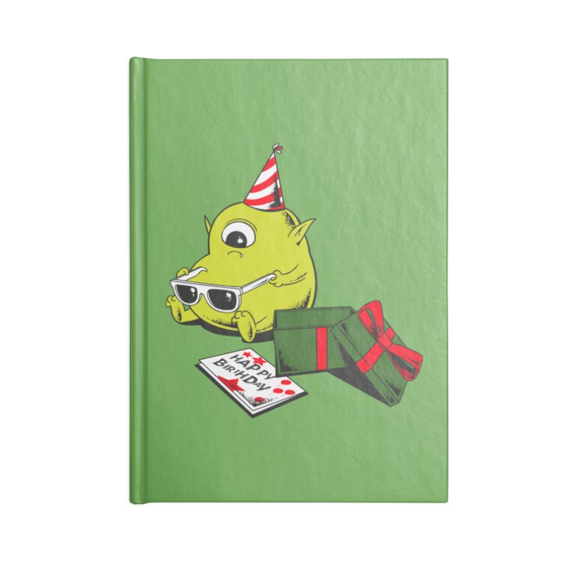 Memorable Birthday Gift Accessories Notebook by Flying Mouse365