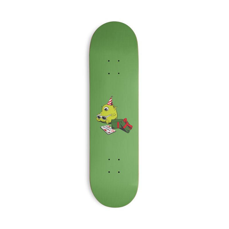 Memorable Birthday Gift Accessories Skateboard by Flying Mouse365